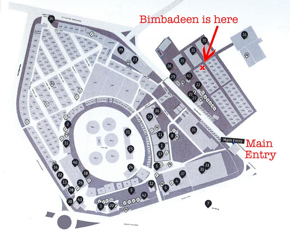 Venue Map e
